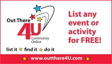 Out There 4 U Online Event Directory